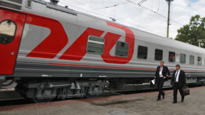 Russian Railways improves profit