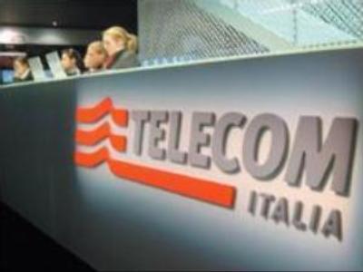 Russia's AFK Sistema eyes Telecom Italia