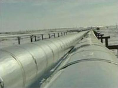 Russia's underwater pipeline to Germany