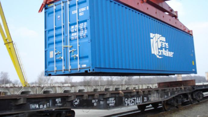 Russian Railways board approves sale of 25% plus one share in Transcontainer