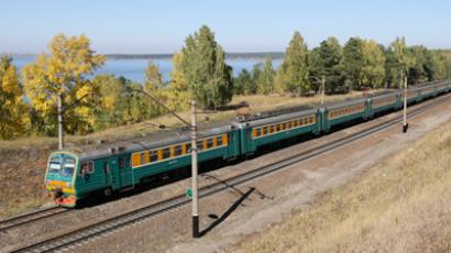 Russian Railways improves profit