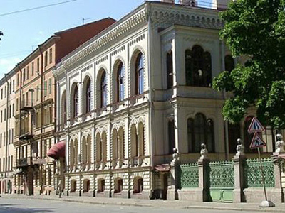 Sale of Historic Buildings in St Petersburg falters
