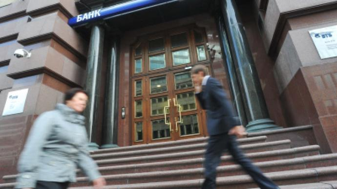 Squabble over salaries at Russia's second largest bank