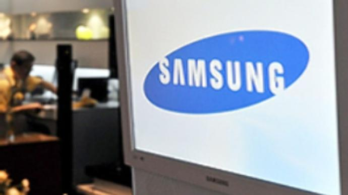 Samsung opens Kaluga plant