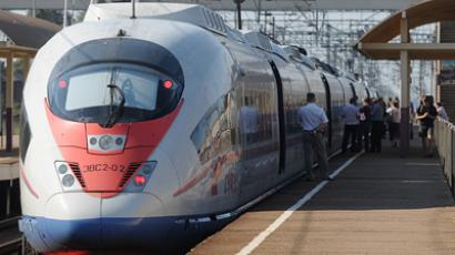 Will Russia pave itself a railway to Greece?