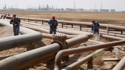 UAE and Saudi Arabia open pipelines bypassing Hormuz