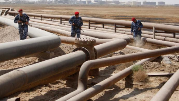 Saudi Arabia opens old pipeline to balance Hormuz threat