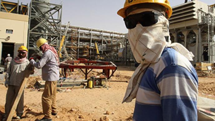 Saudi Arabia boosts output to balance feverish oil market