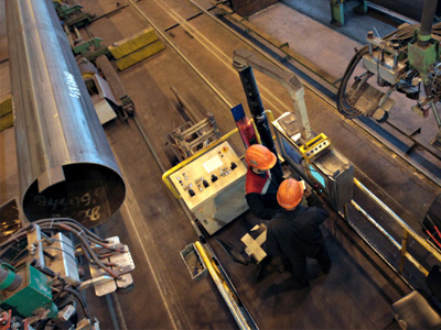 Severstal sees smaller than expected profit fall
