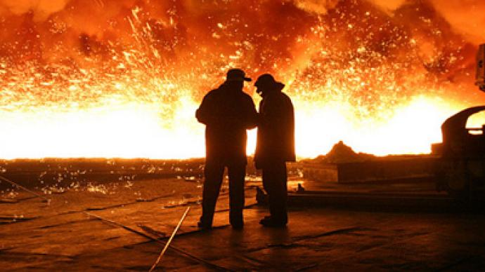 Severstal posts FY 2010 net loss of $577 million