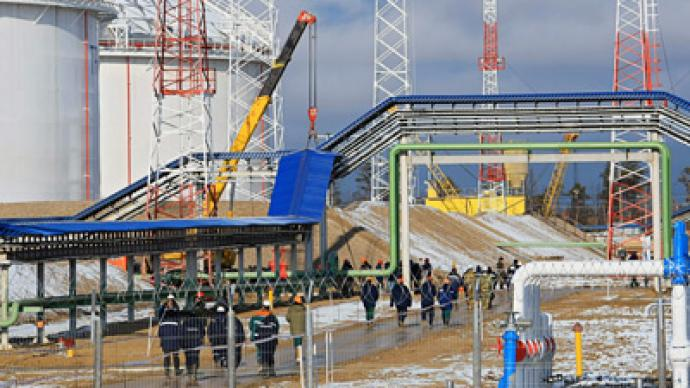 Russia halves export duty on oil from Eastern Siberia