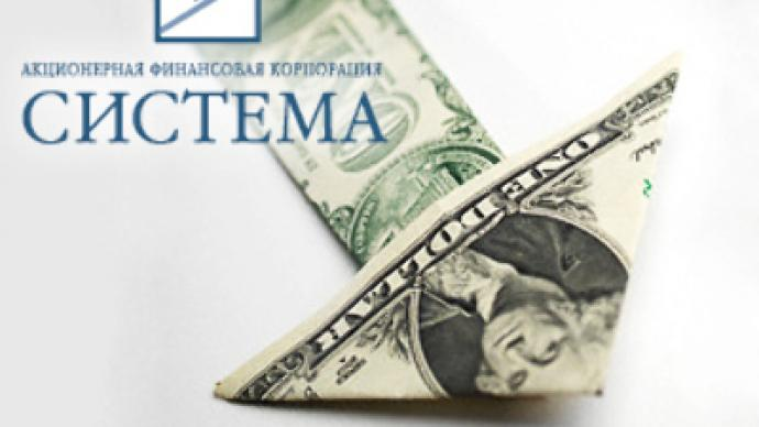 Sistema posts 1Q 2009 Net Loss of $395.5 million