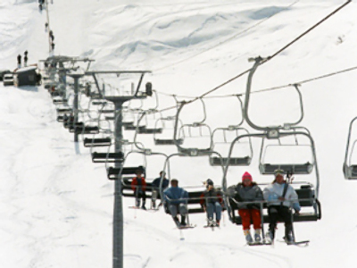 Massive North Caucasus ski resort planned