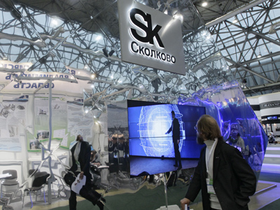 Microsoft seeks bigger share in Skolkovo hi-tech hub