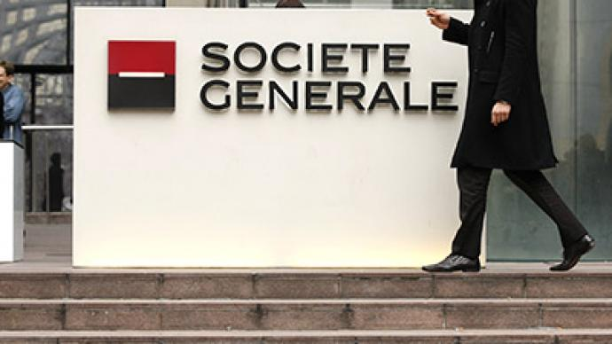 SocGen eyes Russia to offset Eurozone slump