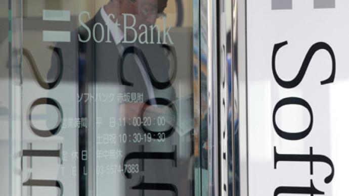 Japan's Softbank gets big bite of US mobile carrier Sprint