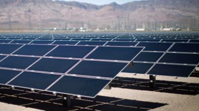 Europe beats trade war drums on China solar panel makers