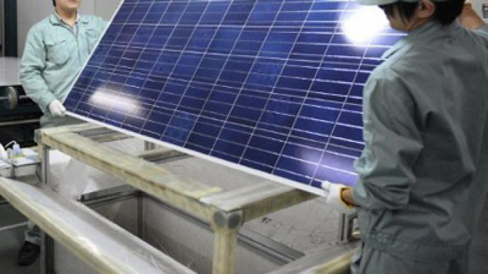 Green-blind? US wages war on Chinese solar panel makers
