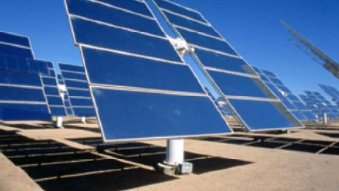 Rosnano investing in Russian Solar Energy