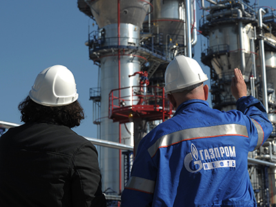 Fitch: Gazprom's sales to Europe likely to stay weak in 2013