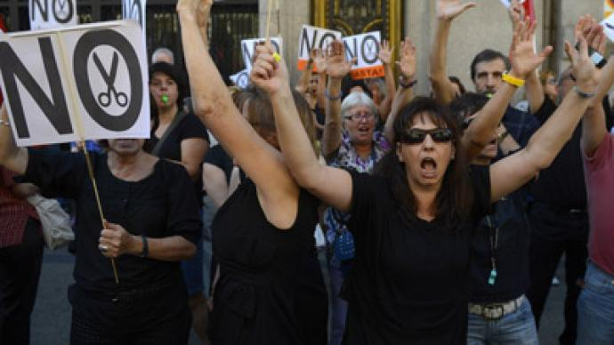 Europe begs Spain for a 'yes' or 'no' answer on bailout