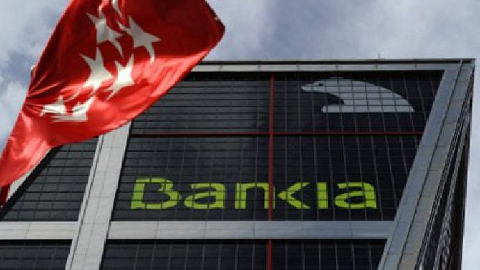 Spain braces to save troubled Bankia lender