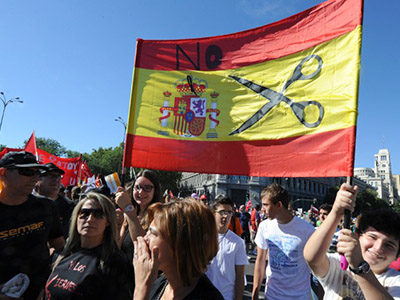 Spain and its bailout: Coming to the crunch