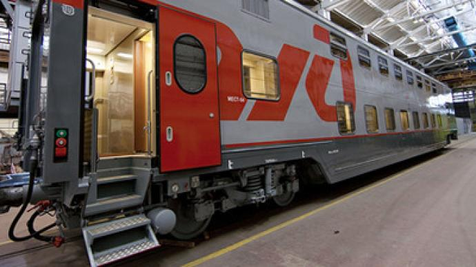 Speed is of the essence as Russian railways steps into the future