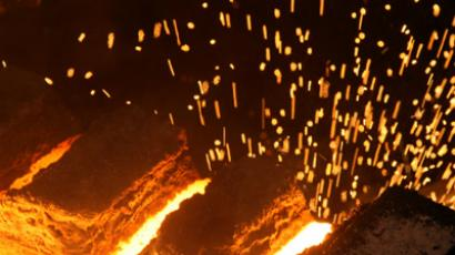 Russia's steel hit by 3Q global unrest