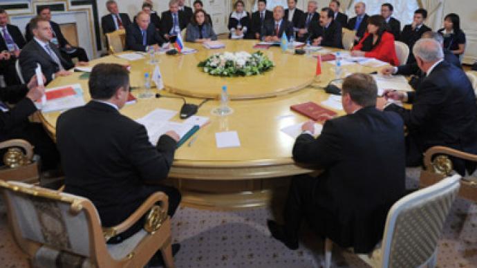 Step forward to the Eurasian Union