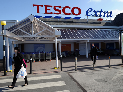 Tesco to pull out of Japan to focus on domestic sales