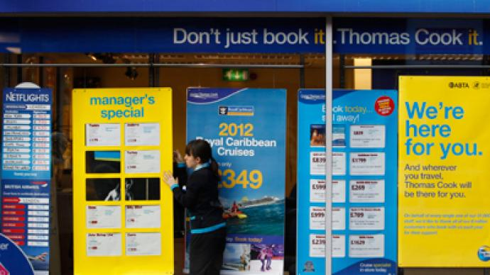 Thomas Cook CEO: 'Grexit' to spur travel to the country