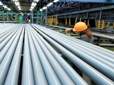 TMK pipes up 1H 2010 production