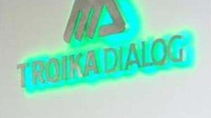 Troika Dialog to avoid major financial changes
