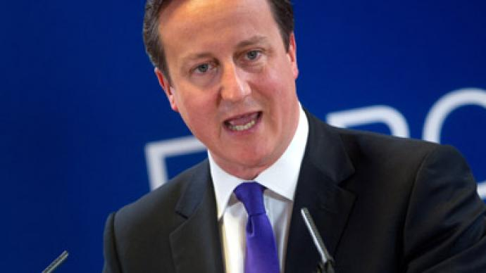 No relief from spending cuts until 2020 - Cameron