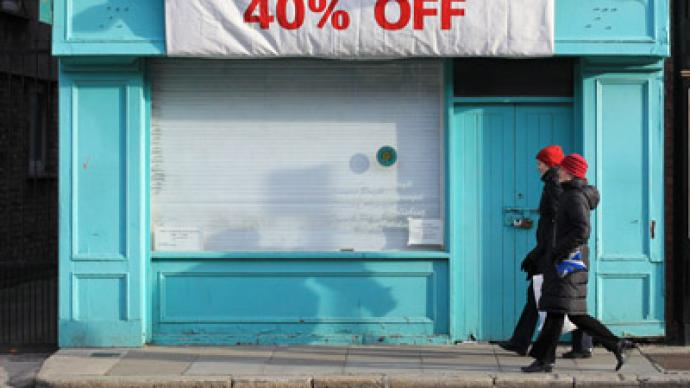 UK shop closures at record 11.3%, highest in 15 months