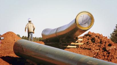 More gas cuts for Belarus as row continues