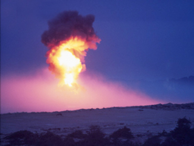 Uncertainty over blast at Turkmen gas pipeline