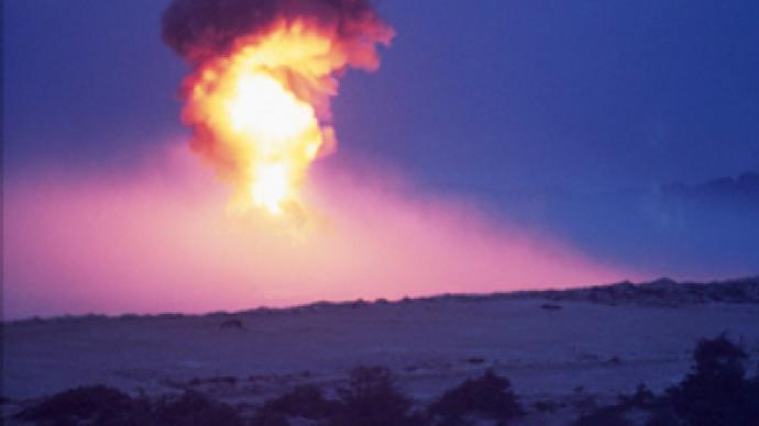 Uncertainty over blast at Turkmen gas pipeline