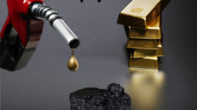 Upside in oil, gold and Rouble for Russia after U.S. Fed saps dollar