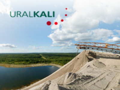 Uralkali posts 1H 2008 Net Profit of $559 million