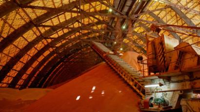 Russia's potash giant instigates price war, disrupts commodity pricing