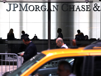 US to probe JP Morgan on money-laundering