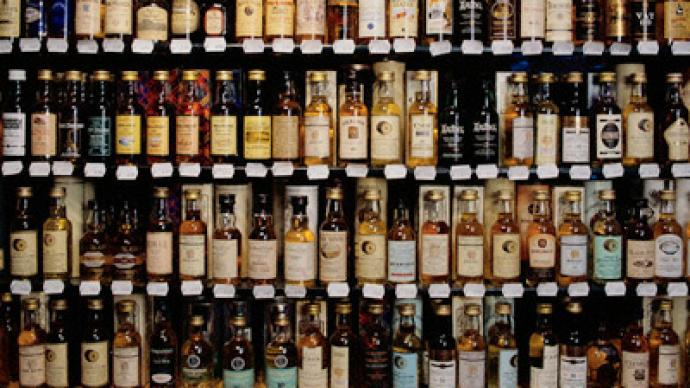US distillers urge lifting of  US-Russia trade barriers