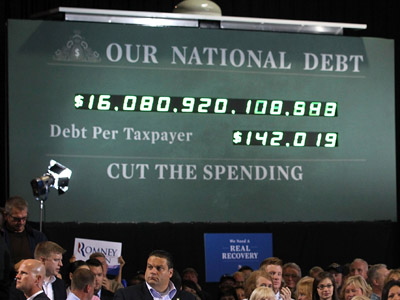 US set to lose top rating over debt ceiling. Again