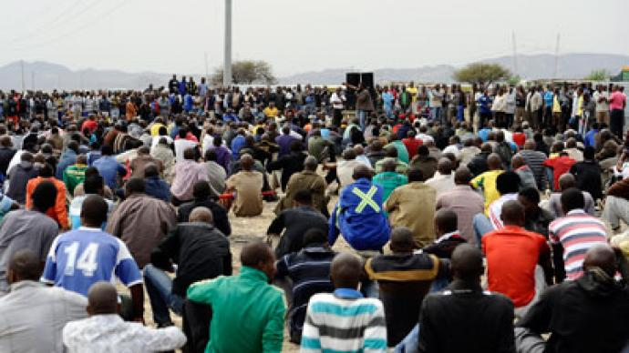 More violence threatens to restart deadly Lonmin strike