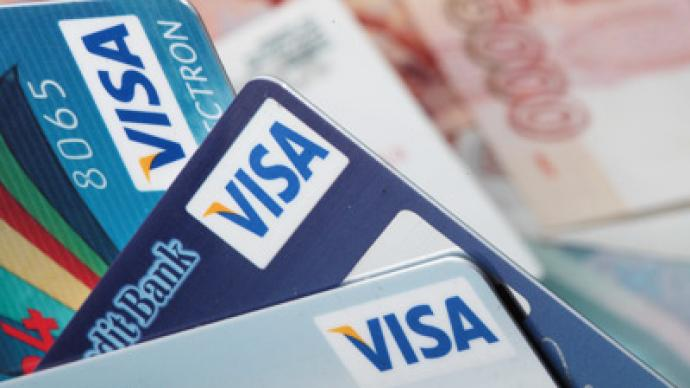 Visa sued by Australian competition regulator for abuse of market power
