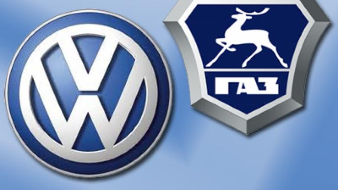 Volkswagen and GAZ link up on production