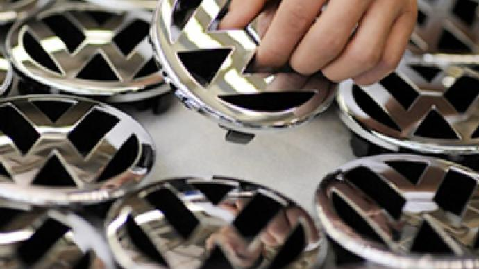 Volkswagen moves into Russian banking