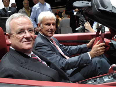 Volkswagen to fully takeover Porsche